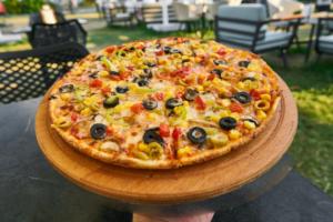 Pizza ein Lebensgefühl
