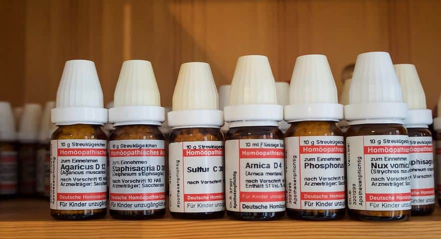 You are currently viewing Homöopathie