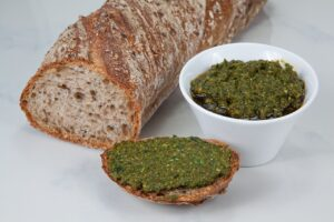 Read more about the article Pesto Mediterran