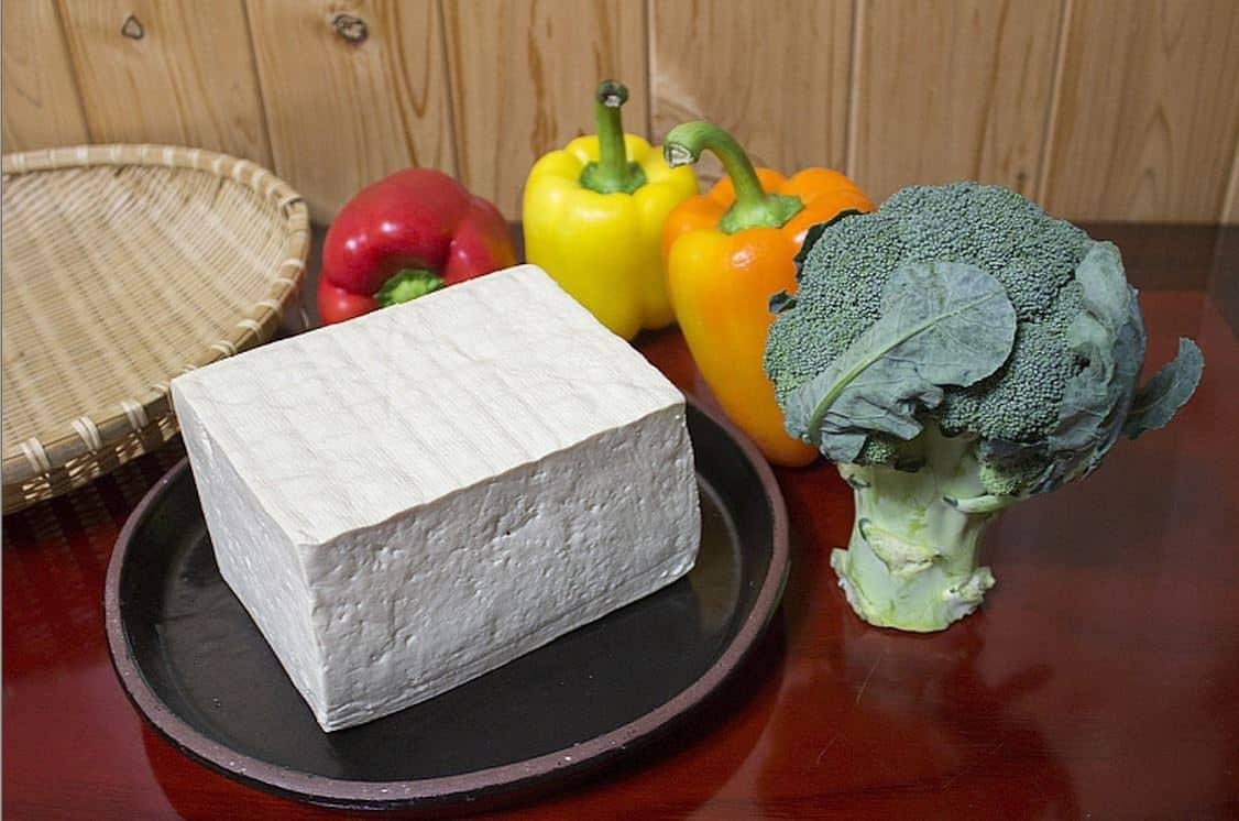 You are currently viewing Tofu – reich an Eisen und Proteinen
