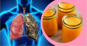 Trinke deine Lunge gesund