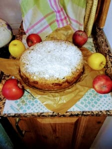Read more about the article APFEL – STREUSEL – KUCHEN