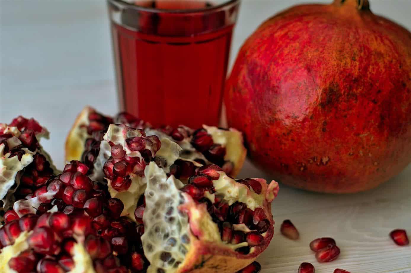 Read more about the article Granatapfel Tee nach türkischer Tradition