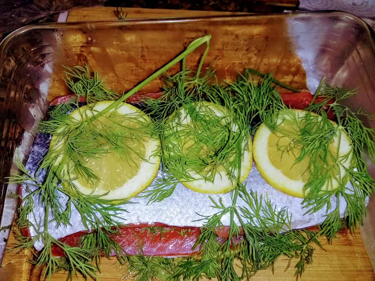 Read more about the article Lachs beizen